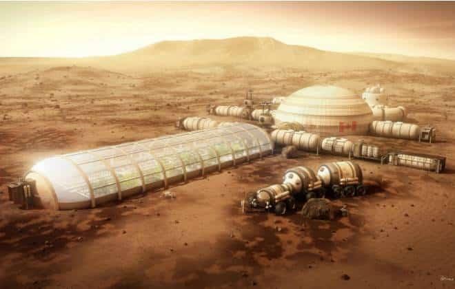 Candidato a viagem a Marte aponta irregularidades no projeto