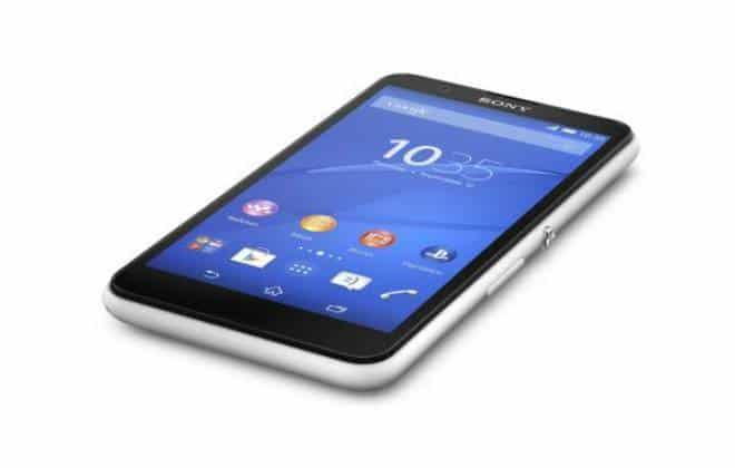Sony lança celular Xperia E4 no Brasil com bateria que dura dois dias