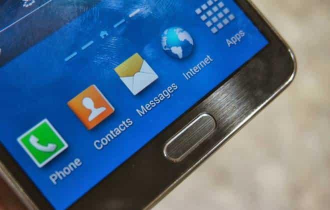 Android: botões virtuais diminuem espaço útil da tela em até 7%