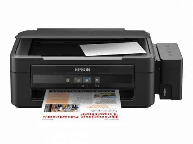Epson EcoTank: impressoras ideais para a sua empresa