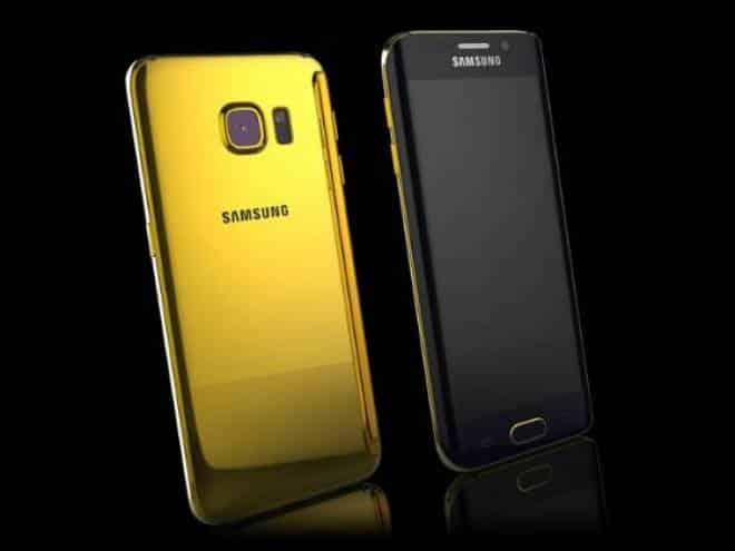 Galaxy S6 e S6 Edge terão versões em ouro e platina por quase R$ 8.000