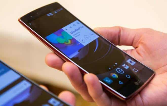 Telas P-OLED abrem caminho para smartphones flexíveis