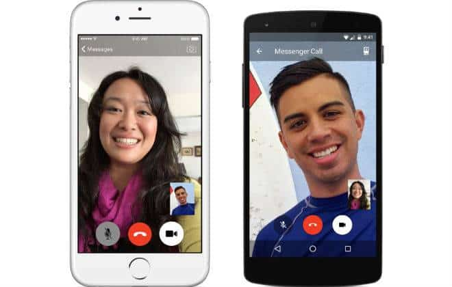 Facebook libera chamadas de v�deo pelo app Messenger