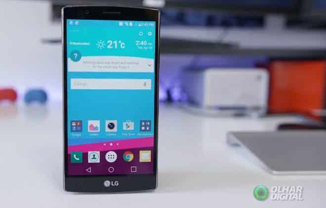 Testamos o novo LG G4 em Nova York; assista