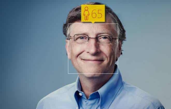 Microsoft pode salvar e usar fotos do site que adivinha a idade