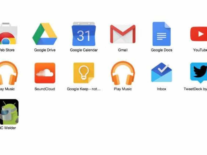Apps Android vão rodar no Google Chrome