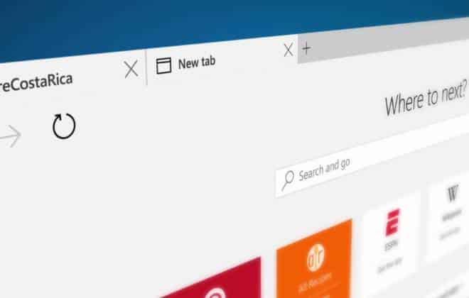 Testamos: Microsoft Edge tem for�a para competir com o Chrome