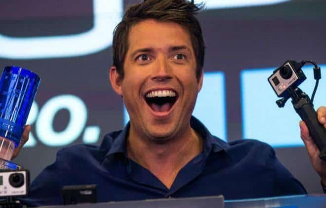 "Promessa faz CEO da GoPro ""perder"" US$ 229 milhões"