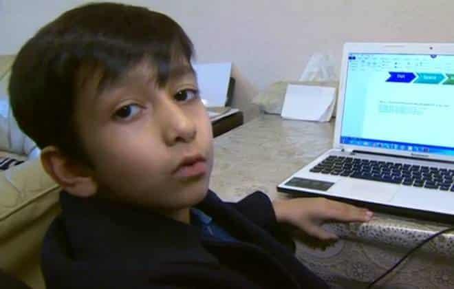 Garoto de 6 anos passa em exame de certificação da Microsoft