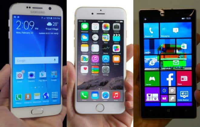 Android, iOS ou Windows Phone: o que � melhor para voc�?