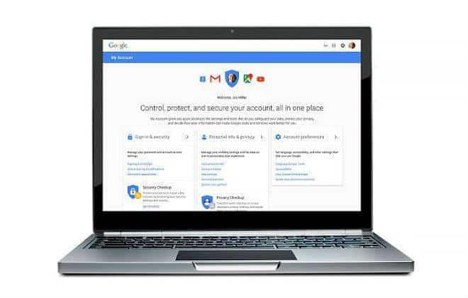 Hub de privacidade mostra tudo o que o Google sabe sobre você