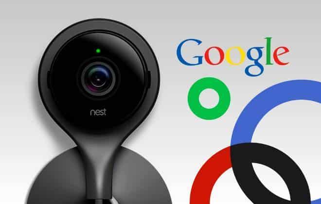 Google agora tem sua própria câmera de segurança