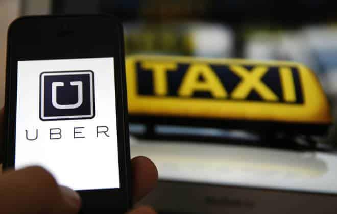 Após paralisação de taxistas, cadastros na Uber aumentam 20 vezes no Rio