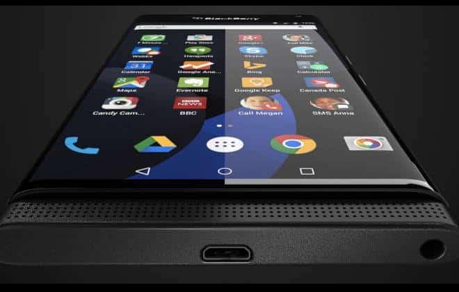 Blackberry que roda Android pode chegar ao mercado em novembro