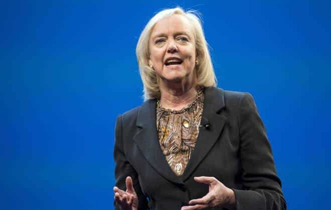 Meg Whitman vai deixar o cargo de CEO da HP Enterprise