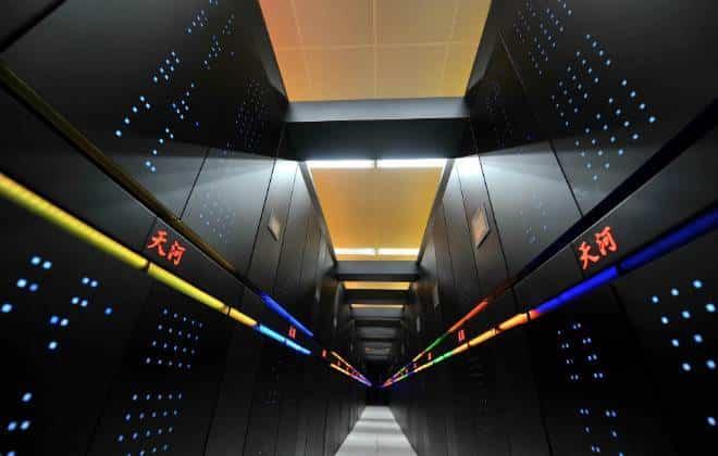 Supercomputador chinês é o mais rápido do mundo