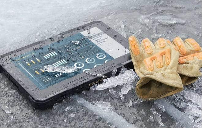 Dell lança tablet que pode sobreviver em ambientes extremos