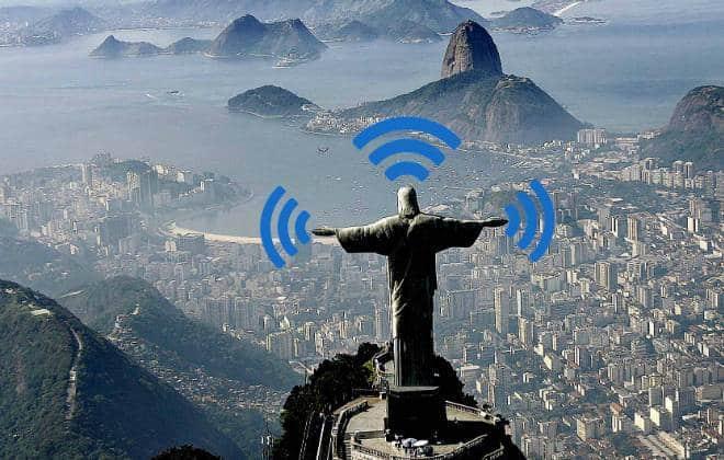 Cristo Redentor terá internet Wi-Fi grátis