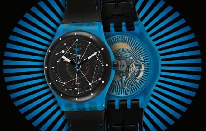 Swatch contra-ataca Apple com relógios mais baratos