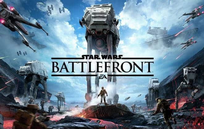 Star Wars: Battlefront terá modo de combate entre naves