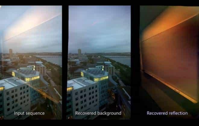 Google e MIT criam algoritmo capaz de separar o reflexo das fotos