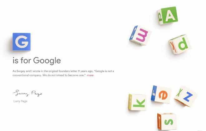 Uma nova empresa chamada Alphabet agora comanda o Google. Por quê?