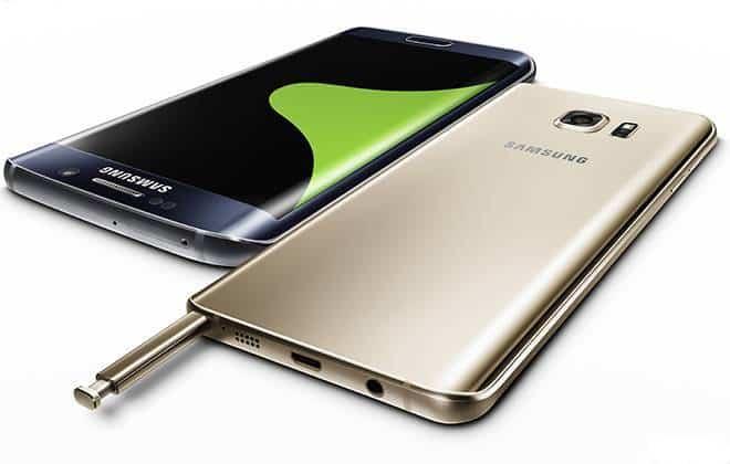 Galaxy Note 5 e Galaxy S6 Edge Plus x rivais: veja a comparação