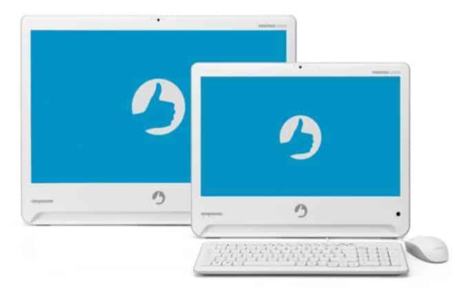 Positivo lança novos modelos de PCs tudo-em-um