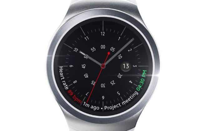 Conheça o Gear S2, o primeiro relógio inteligente redondo da Samsung