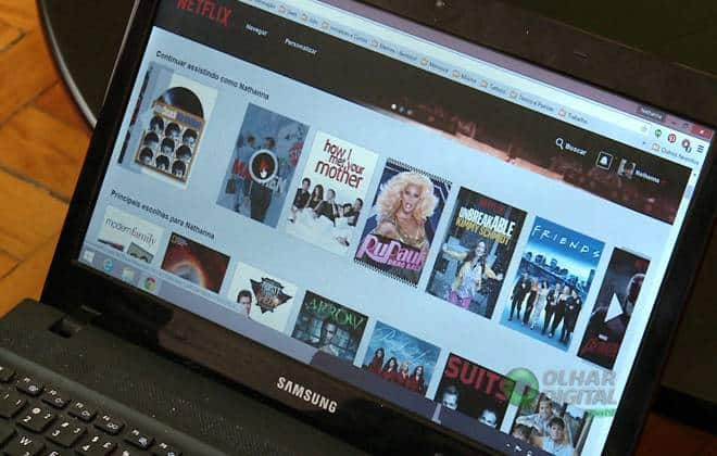 Netflix: 'Usuários não têm interesse por opção de download'