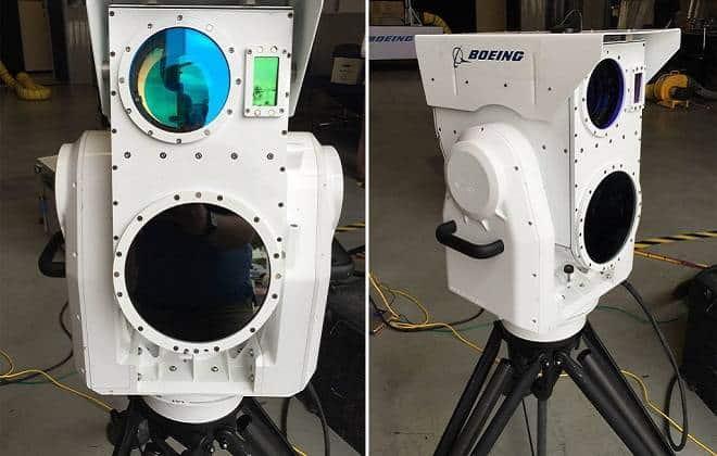 Boeing constrói canhão de laser que destrói drones em 2 segundos
