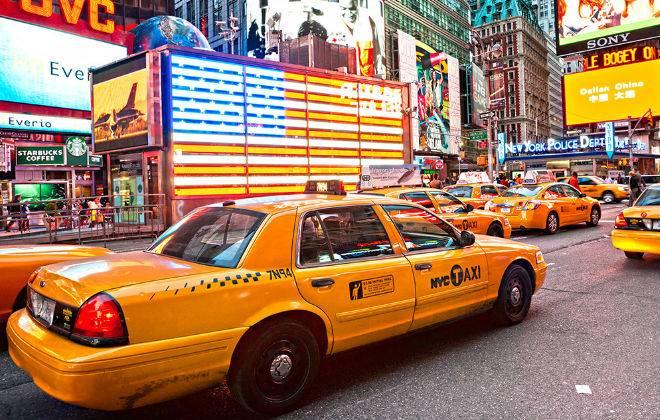 Para frear Uber, taxistas de NY testam aplicativo rival