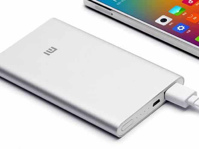 Carregador portátil da Xiaomi chega ao Brasil por R$ 100