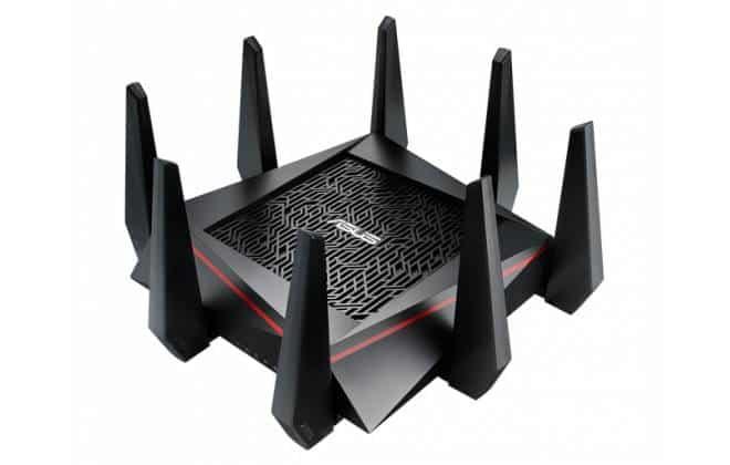 Novo roteador da Asus promete Wi-Fi mais r�pido do mundo