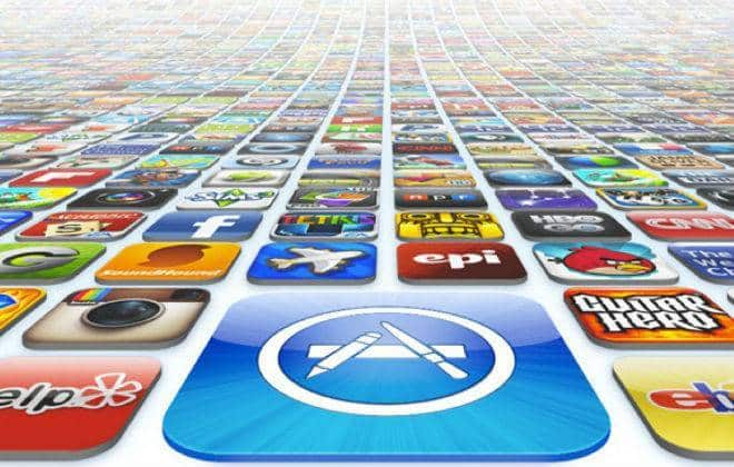 Os apps mais baixados de todos os tempos no iPhone