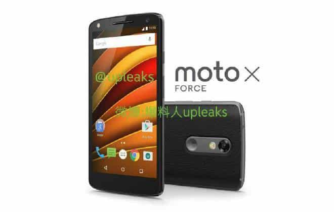 Vazam imagens do novo smartphone top de linha da Motorola
