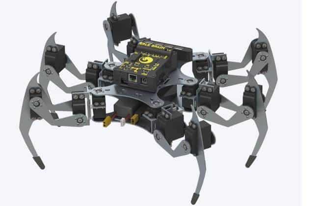 Conheça o Erle Spider, drone que usa o Snappy Ubuntu Core
