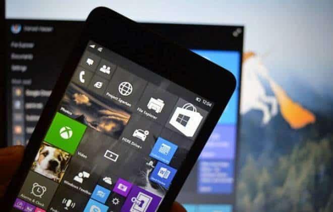 Confira os primeiros aparelhos que receber�o Windows 10 Mobile