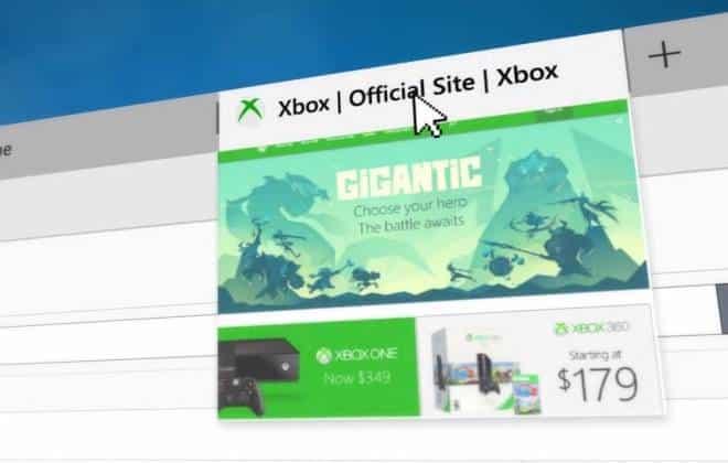 Microsoft Edge deve ganhar recurso de prévias de abas em breve