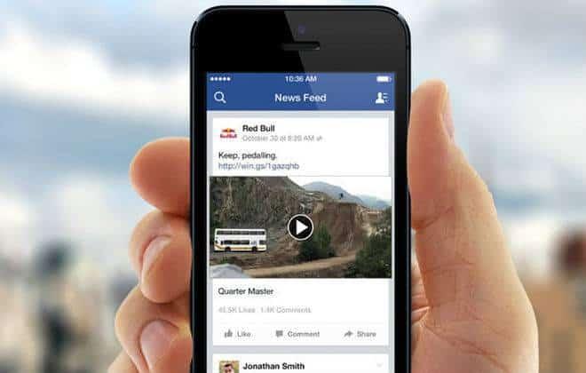 Facebook vai marcar usuários automaticamente em vídeos
