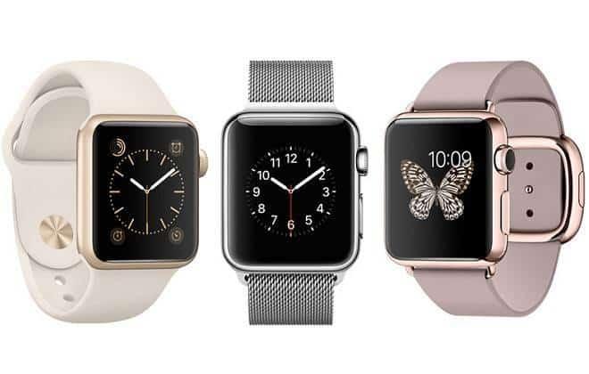 f9fb5682565 Apple Watch chega ao Brasil nesta sexta-feira por até R  135 mil