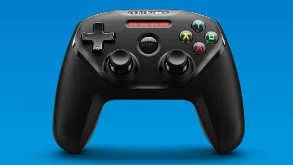 Controle games Apple TV