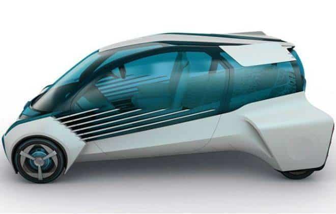 Carro a hidrogênio da Toyota pode gerar energia para uma casa