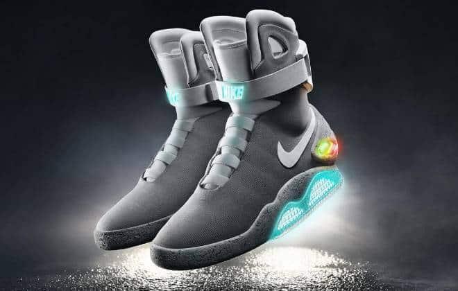 Nike confirma produção de tênis de 'De Volta para o Futuro 2'