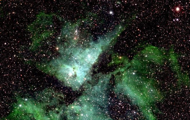Maior imagem da Via Láctea tem 194 GB e 46 bilhões de pixels