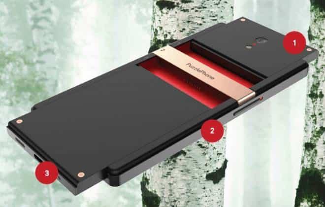 Smartphone modular deve chegar ao mercado até o fim de 2016