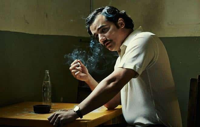Filho de Pablo Escobar cogita processar Padilha por Narcos, diz jornal