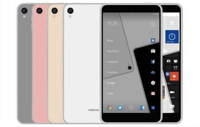 Vazam fotos do possível smartphone da Nokia feito de metal