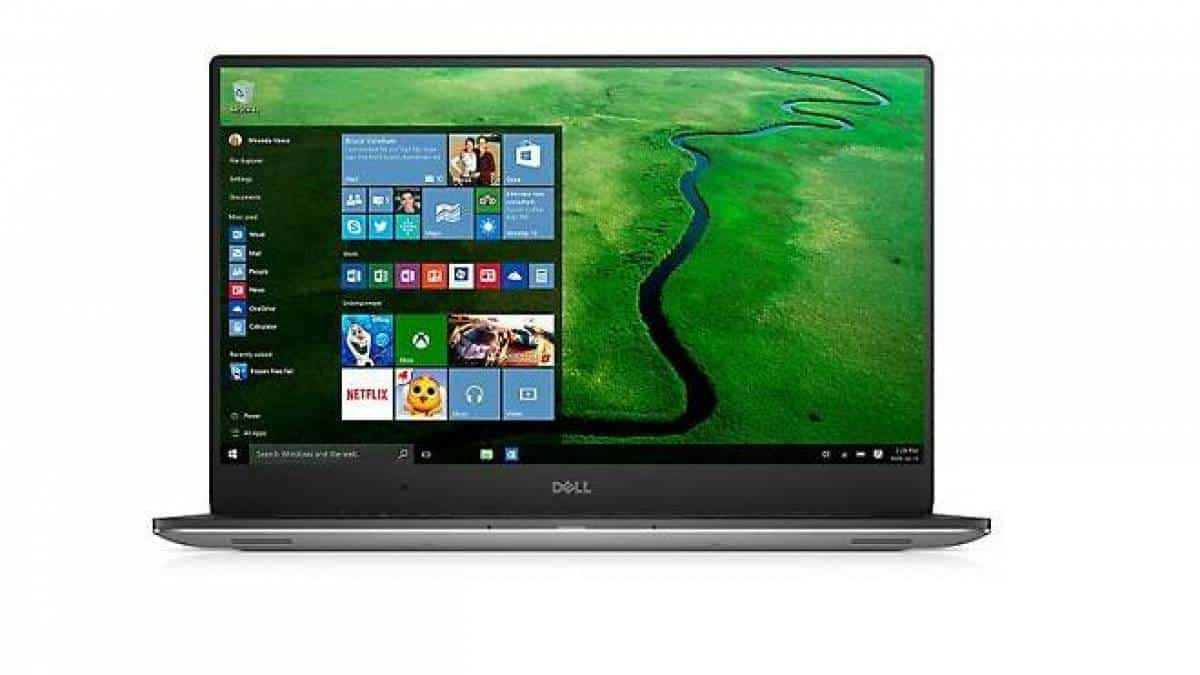Dell Precision Mobile 5510