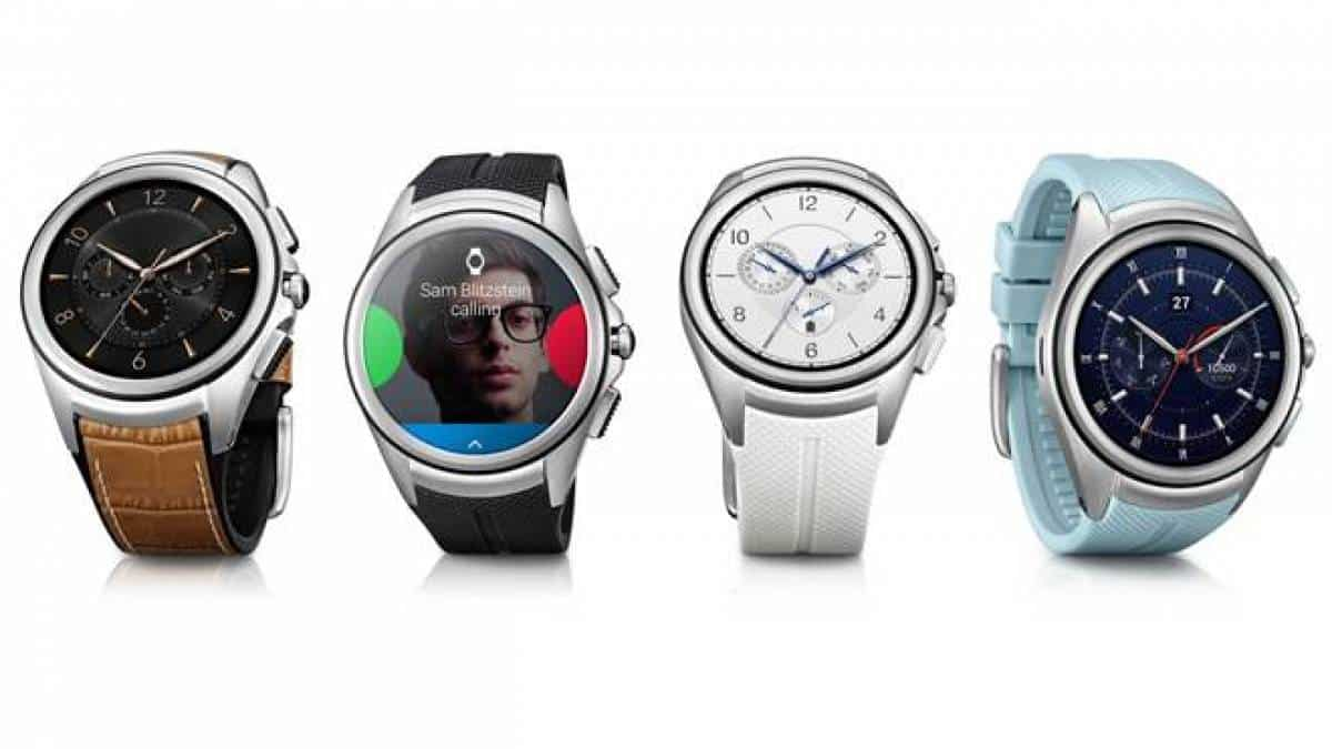 c8a3b3b7121 LG pode lançar novo rival do Apple Watch na próxima semana